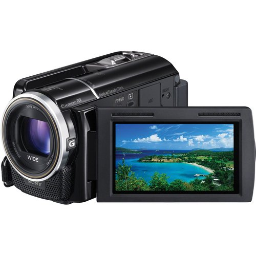 Sony HDR-XR260V High Definition Handycam Camcorder (Black)