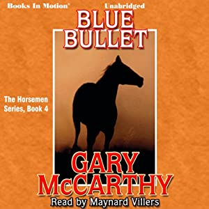 Blue Bullet Audiobook
