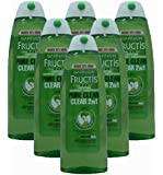 Garnier Fructis Pure Clean 2-in-1 Shampoo and Conditioner for Normal Hair