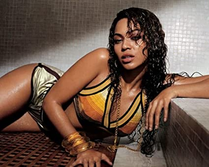 Beyonce Knowles Posters Beyonce Knowles Wet Little