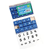 "Center Enterprise CE6841 READY2LEARN Numbers And Signs Stamps, 1"" (Pack Of 15)"
