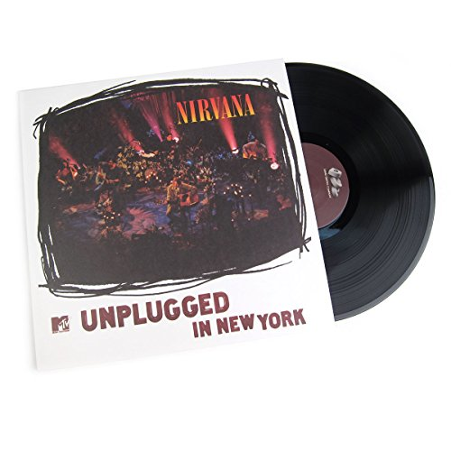 Nirvana - Nirvana: Mtv Unplugged In New York (180g) Vinyl Lp - Zortam Music