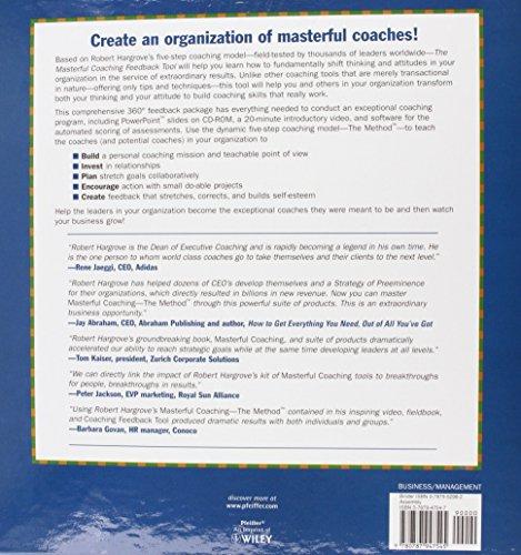 Masterful Coaching: Facilitator's Package: Feedback Tool (Business)
