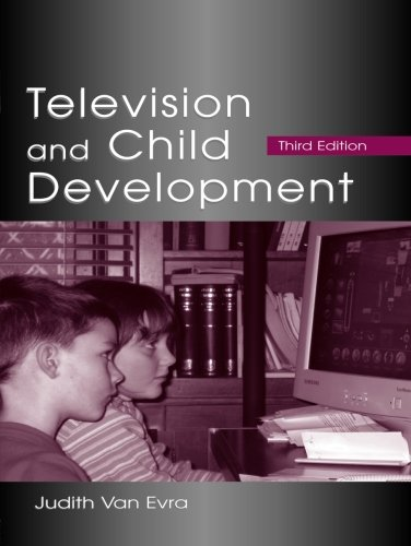 Television And Child Development (Lea'S Communication) front-725515