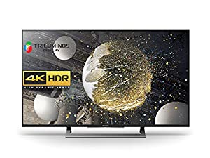 Sony Bravia KD43XD8077 Android 4K HDR Ultra HD Smart TV with Youview/Freeview HD/PlayStation Now