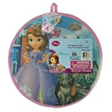 Disney Sofia The First 11 Velcro Dart Game with Ball