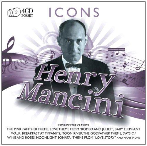 Henry Mancini Icons