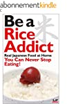 Be a rice Addict. Real Japanese food...