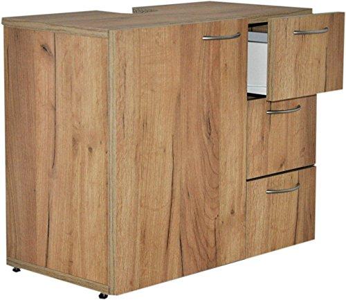 Armario para lavabo armario ba o muebles armario para - Armarios bano amazon ...