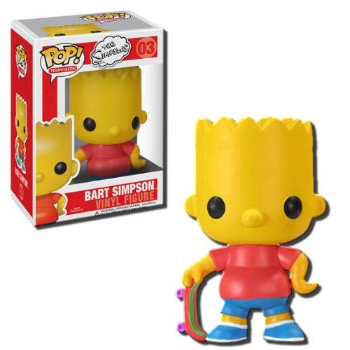 Funko Bart POP