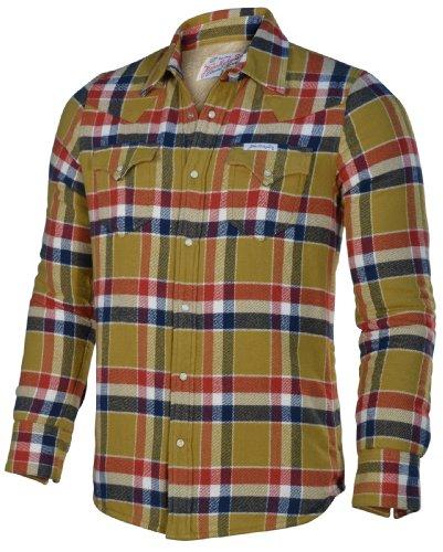True Religion Brand Jeans Men's Flannel Plaid