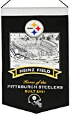 NFL Pittsburgh Steelers Heinz Field Stadium Banner