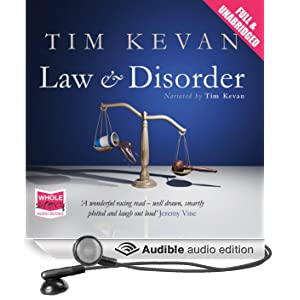 Law and Disorder (Unabridged)