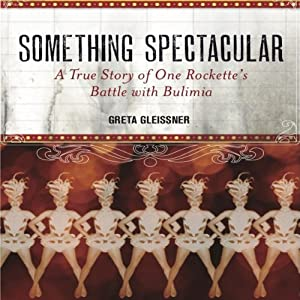 Something Spectacular Audiobook
