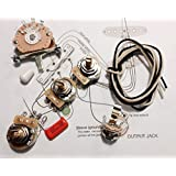 Deluxe Wiring Kit for Fender Strat® - .022 cap - Stratocaster®