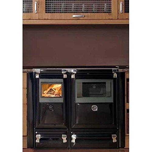 Cuisinire--bois-FRANCO-BELGE-4340902Y-Hors-Tarif-Largeur-804-cm-9-kW-Rdt78-CO01-VULCANO-ELEGANCE-Finitions-chromes