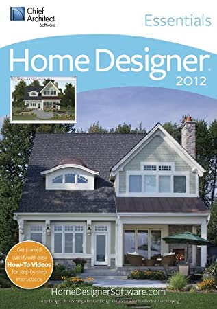 Home Designer Essentials 2012 [Download]