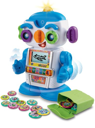 Vtech Cogsley Learning Robot front-1005076