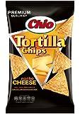 Chio Tortilla Chips Nacho Cheese, 5er Pack (5 x 125 g)