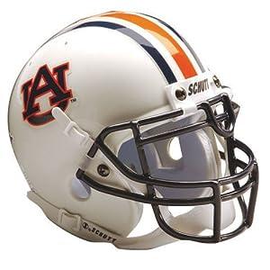 Schutt Auburn Tigers Full Size Authentic Helmet by JR Sports