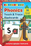Lyn Wendon Phonics Touch & Trace Flashcards (Letterland)