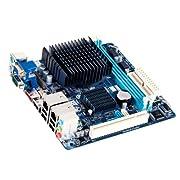 GIGABYTE マザーボード Intel NM70 Celeronオンボード Mini-ITX GA-C1037UN-EU