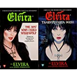 2 Book Set: The Boy Who Cried Werewolf / Transylvania 90210 - Written By Elvira