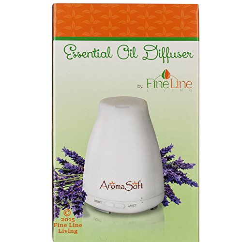 Aromatherapy Essential Oil Diffuser ❥ Welcome Back Sale! ❥ Powerful Ultrasonic Home Oil Diffuser - Yes! ✶ Free ✶ Bonus ✶ E-Book Added! ❤ Best Electronic Technology For Safety And Reliability ★ Easy To Use Spa Vapor Diffuser So You Can Enjoy All The Health