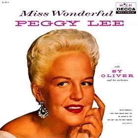 Amazon.com: Mr. Wonderful: Peggy Lee: MP3 Downloads