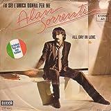 Alan Sorrenti - Tu Sei L'unica Donna Per Me - Decca - 6.12 559, Decca - 6.12559