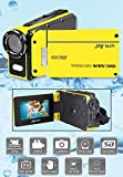 Jaytech 77007408 Wasserkamera gelb
