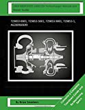 2003 MERCEDES S400 CDI Turbocharger Rebuild and Repair Guide: 729853-0001, 729853-5001, 729853-9001, 729853-1, A6280960699