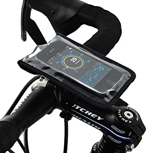 Bikemate Slim Case 3 for iPhone 5, 4S, 4, 3GS, 3G, BlackBerry Torch, HTC EVO, HTC Inspire 4G, HTC Sensation, Droid X, Droid Incredible, Droid 2, Droid 3, Samsung EPIC, Galaxy S II, Galaxy S III