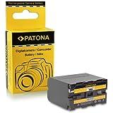 Batterie NP-F970 NPF970 pour Sony Camcorder Sony CCD-TR Series | CCD-TRV Series | Sony DCR-TR Series | Sony DCS-CD | Sony MVC-FD Series et bien plus encore?