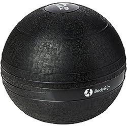 BodyRip [dy-gb-099] - Palla senza rimbalzo per attività di sollevamento pesi, arti marziali, boxe, fitness, crossfit, peso 9 kg