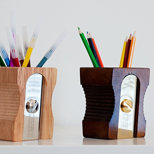 Suck uk pencil sharpener desk tidy natural new free shipping - Pencil sharpener desk tidy ...