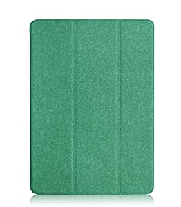 KHOMO Rubberized Back and Smart Feature iPad Air 1 Case Super Slim Cover from KHOMO