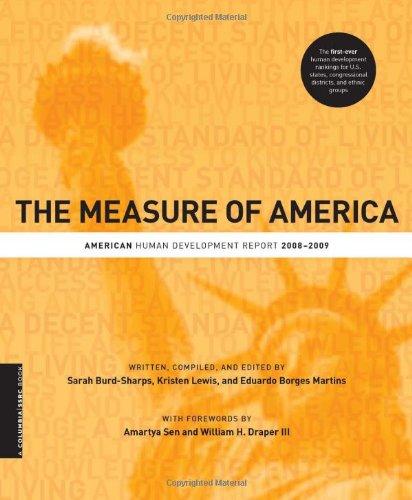 The Measure of America: American Human Development...