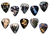 Daughtry (Limited To 100) Set Of 10 Loose Guitar Picks