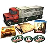 Texas Chain Saw Massacre: 40th Anniversary Black Maria [Blu-ray]