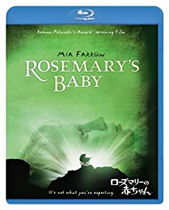 Movie - Rosemary's Baby Restored Edition [Japan BD] PBH-135382