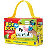 Educational Insights Hot Dots Jr. Cards - Beginning Phonics