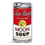 ZERO GRAVITY (ゼログラビティ) iPhone 6 Plus 専用ハードケース - スープ缶 MOON SOUP