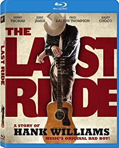 The Last Ride [Blu-ray]