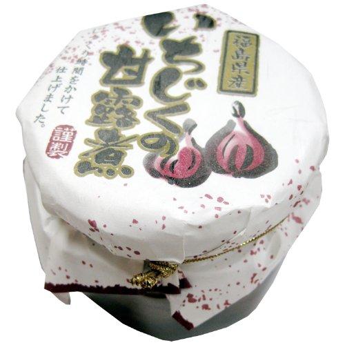 きのこ総合センター 福島県産いちじく甘露煮 瓶 250g