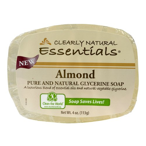 clearly-natural-glycerin-bar-soap-almond-4-oz