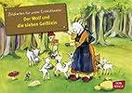 Kamishibai Bildkartenset Der Wolf und...