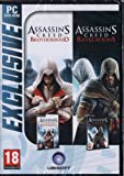 Assassin's Creed BrotherHood & Revelations Double Pack Exclusive (PC DVD)