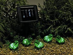 Frog Solar Light String