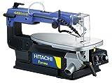 日立工機 卓上糸のこ盤 フトコロ寸法406mm LED作業ライト付 木材50mm切断可 FCW40SA